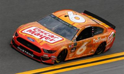 Ryan Newman Looks For More New Hampshire Success