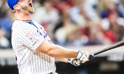 Pete Alonso Is Your 2019 Home Run Derby Champion