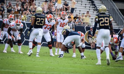 College Football: Georgia Tech vs #1 Clemson Preview