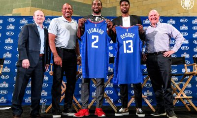 The Los Angeles Clippers Offseason Review: Bet It All On Kawhi
