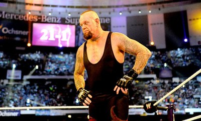 """The Undertaker Signs A New """"Mind Blowing"""" Contract With WWE"""