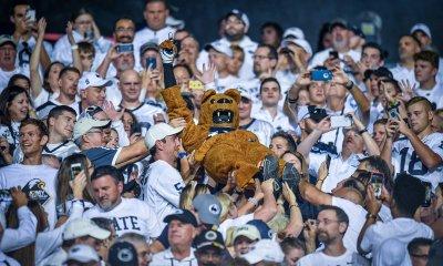 Nittany Lions Dominate In Big Ten Opener