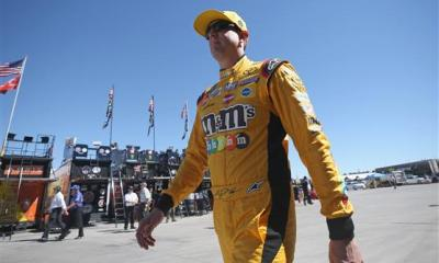 Kyle Busch Wins Second Straight Regular Season Championship