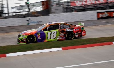 Busch Looks to get Rowdy at Martinsville