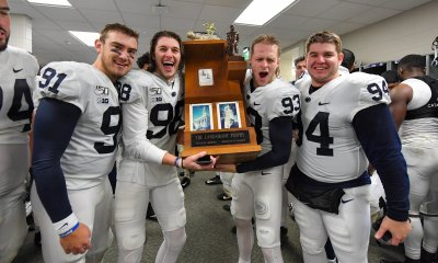 Nittany Lions Beat The Spartans