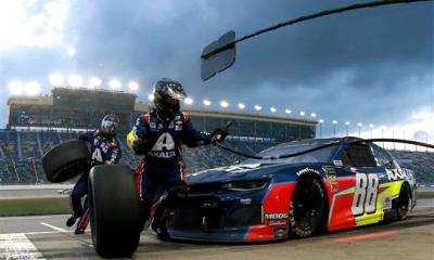 Hendrick Drivers Enter Kansas Under The Playoff Cut Line