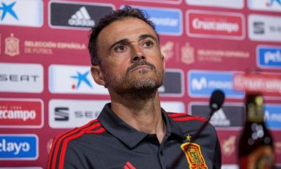 Luis Enrique Returns As Spain Boss