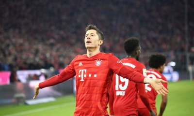 Lewandowski Double Helps Bayern Thrash Dortmund