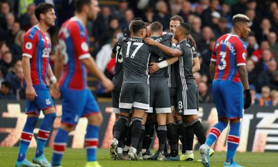 High Flying Leicester Hunt Down Palace