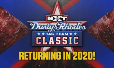 The Dusty Rhodes Tag Team Classic Returns in 2020