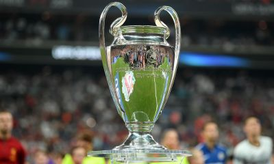 UEFA Champions League Returns Friday