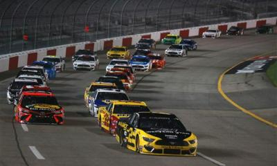 Brad Keselowski Earns Statement Win at Richmond