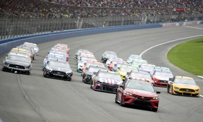 NASCAR Alters Start to 2021 Season