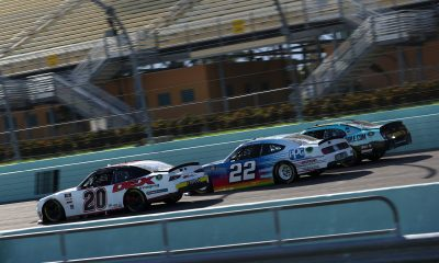 Cindric, Burton to Join Cup Series for 2022