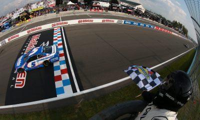 Larson Wins Again at Watkins Glen