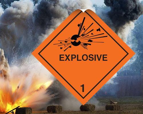 kurs adr materiały wybuchowe