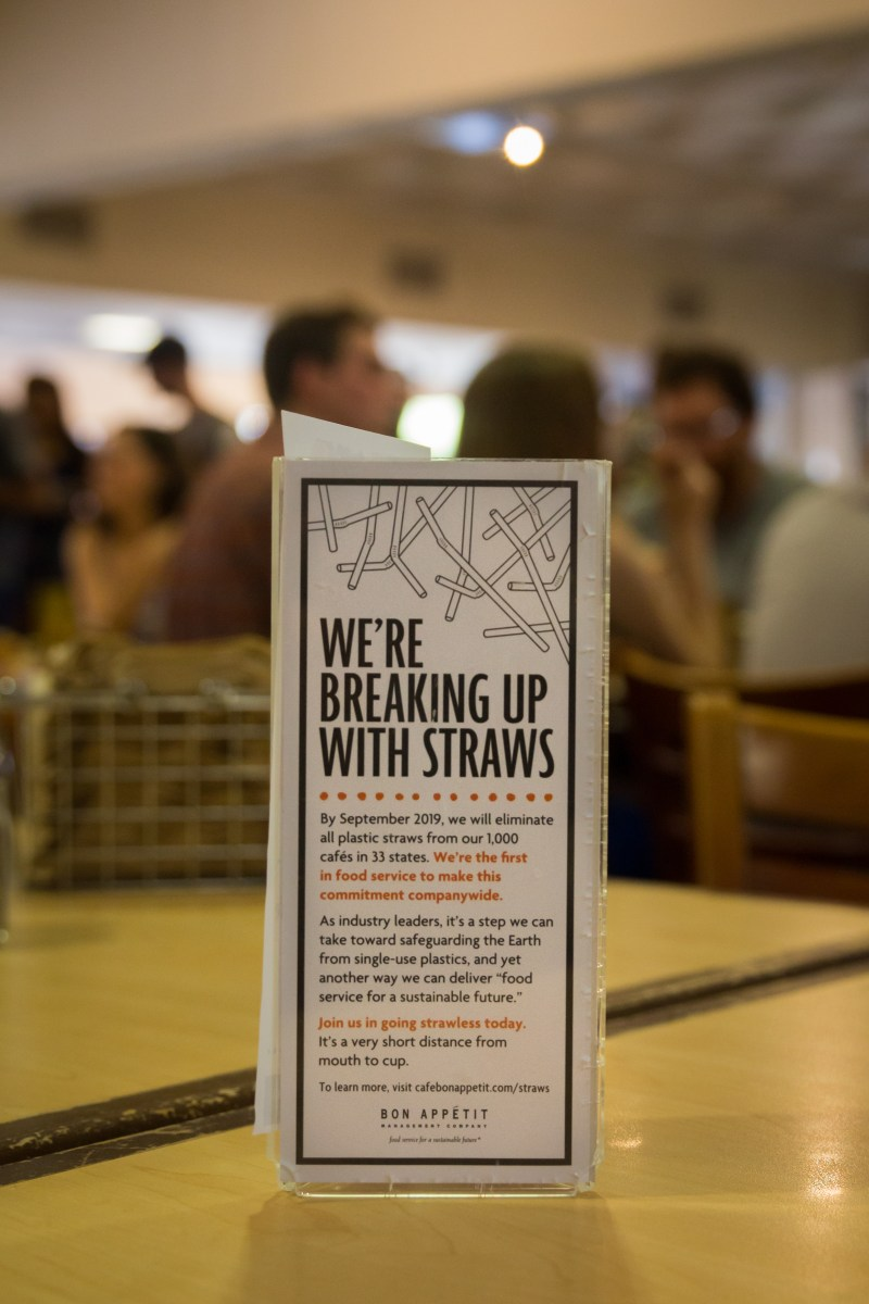 5Cs join plastic straw-banning trend