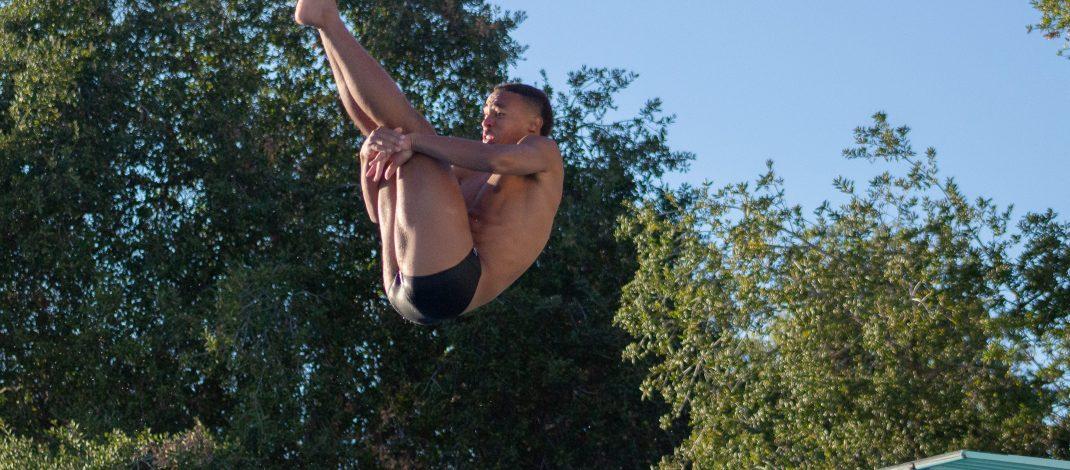 CMS divers dance their way to SCIAC podium performances