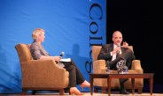 Former A.G. Eric Holder advocates for SCOTUS term limits, blasts Barr at Pomona talk