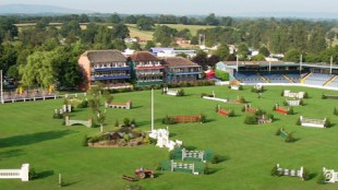 Hickstead Arena Credit Samantha Lamb