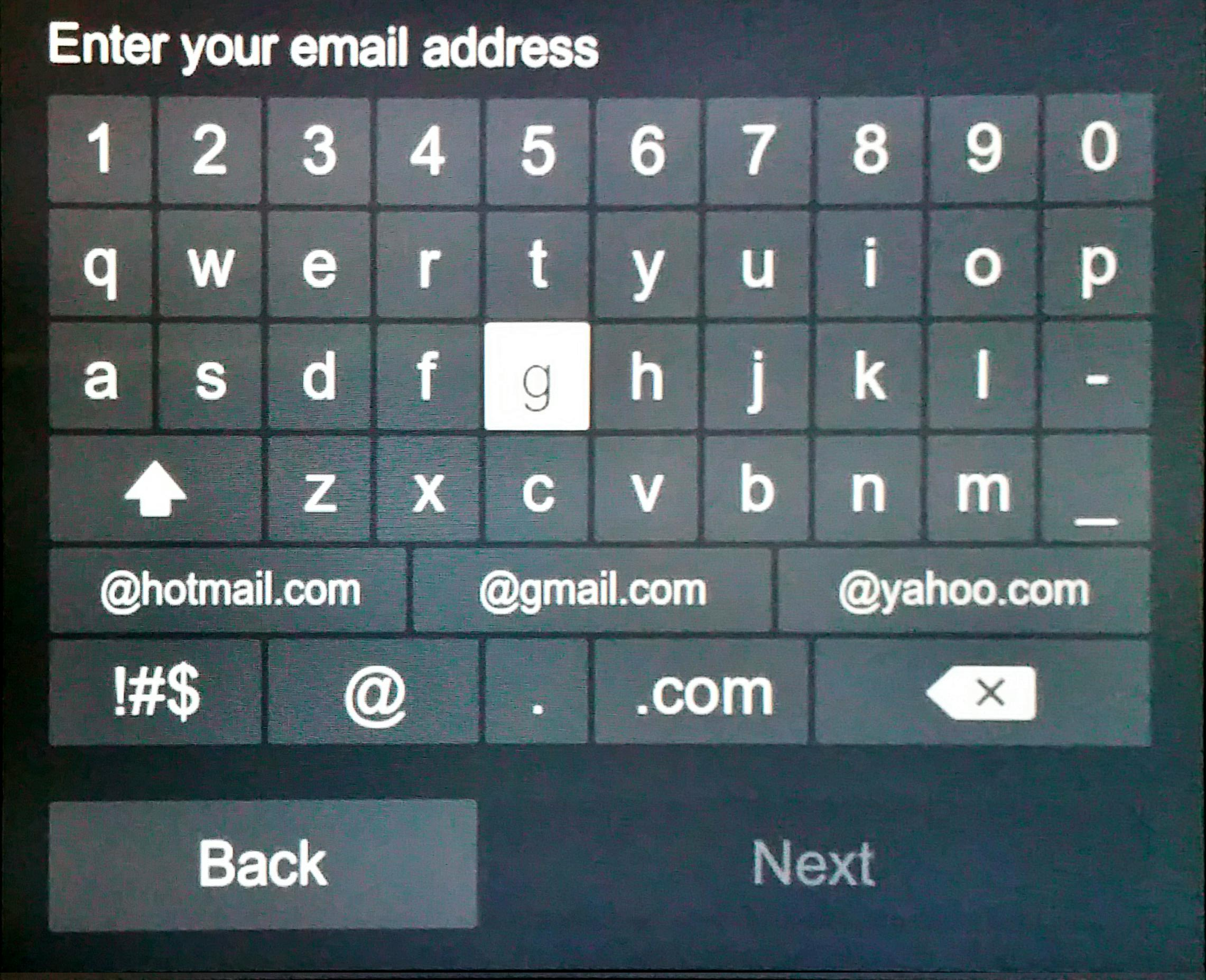 Netflix Keyboard