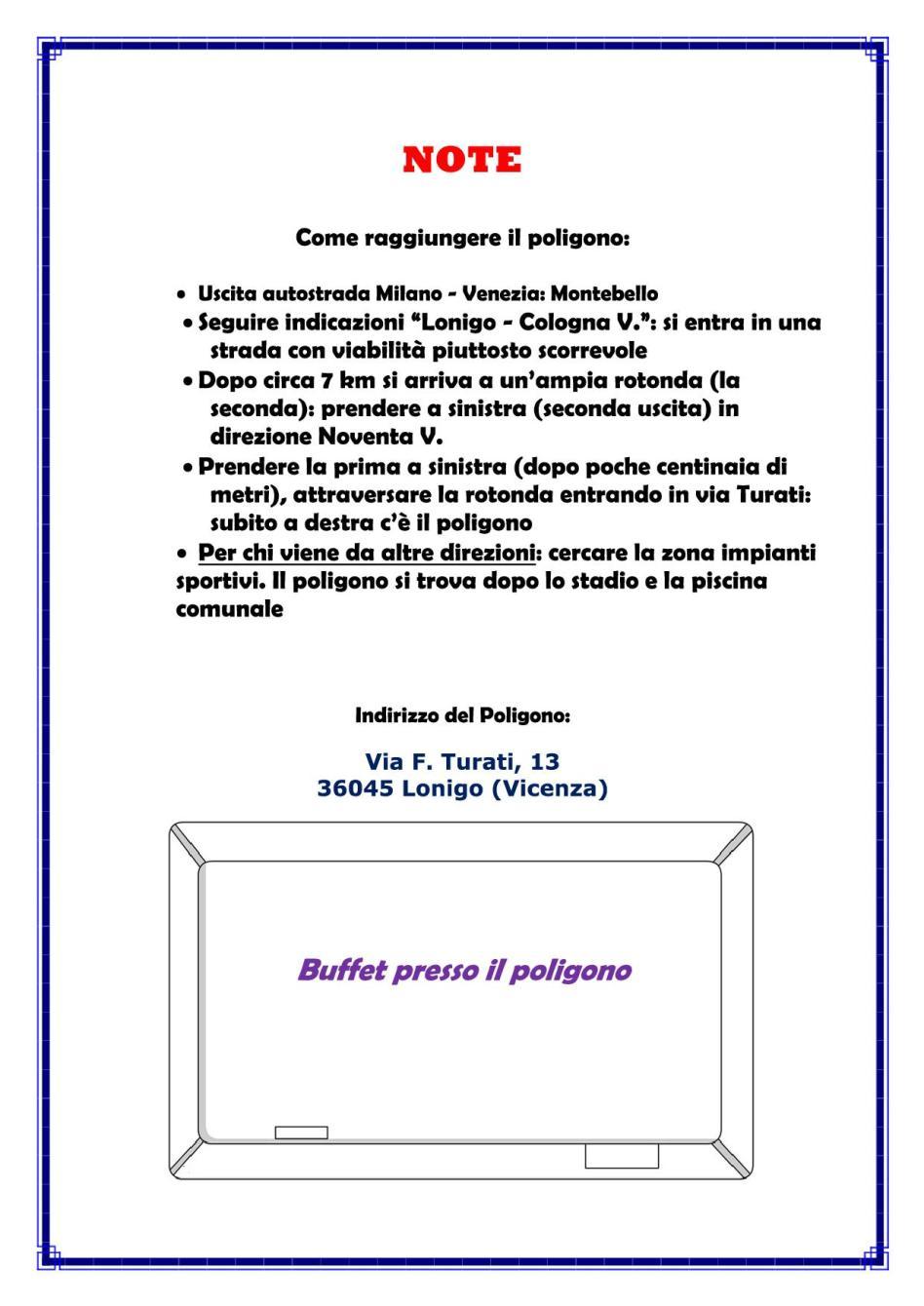 08 Avancarica 2016 - Lonigo 19-20 marzo2