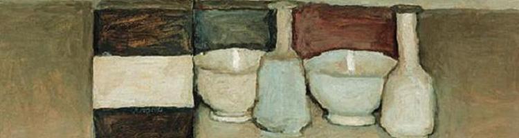 Giorgio Morandi - Still life, header