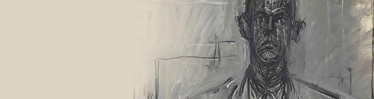 Alberto Giacometti - James Lord, header