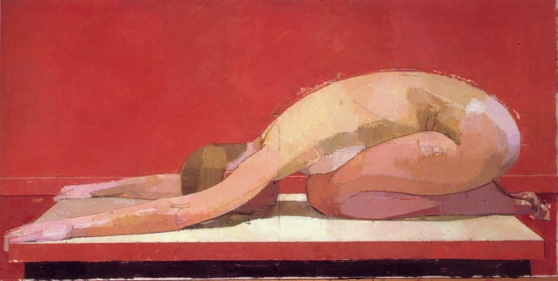 Euan Uglow - The Wave