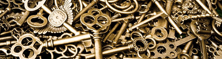 Keepers of the Keys, header