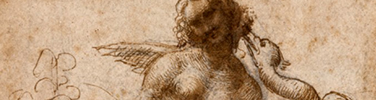 Leonardo Da Vinci, Leda and the Swan, header