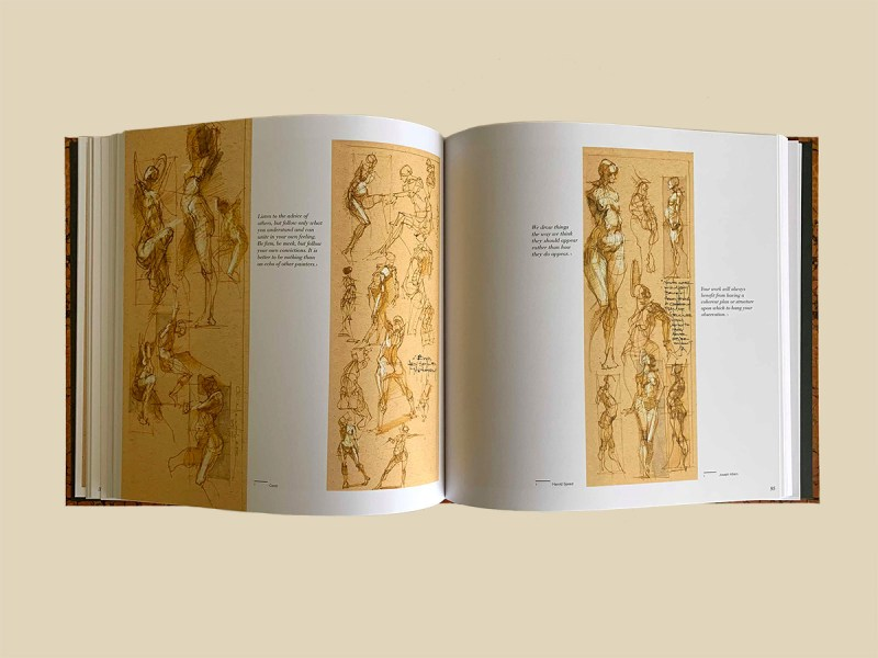 Michael Mentler, The Book of Bones, pages inside the book 02