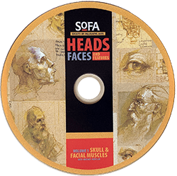 Michael Mentler, Instructional DVD: Heads, Faces, and Features (Volume one)