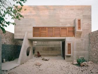 Casa Mérida Moderniseert de Maya-architectuur