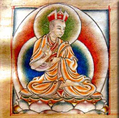 6th Shamarpa Mipham Chökyi Wangchuk