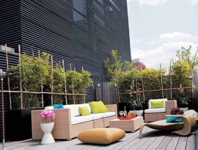 35 Irresistable Terrace Designs For Fresh And Dynamic Apartments