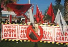 """Η εθνικιστική Αλβανική """"Ερυθρόμαυρη Συμμαχία"""" έστησε «ενέδρα» στον ΥπΕξ Παναρίτι και ζητά να κηρυχθεί «persona non grata» !!!"""