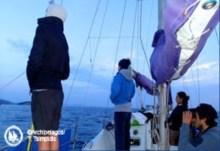 Χειμερινή Ερευνητική Αποστολή στο Βόρειο-Ανατολικό Αιγαίο από το «Αρχιπέλαγος»