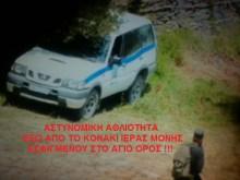 6η ημέρα αστυνομικού αποκλεισμού στο κονάκι της Ιεράς Μονής Εσφιγμένου…