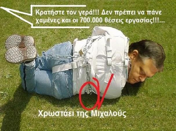ΒΕΝΙΖΕΛΟΣ ΤΡΕΛΟΣ -ΝΕΕΣ ΘΕΣΕΙΣ ΕΡΓΑΣΙΑΣ 1