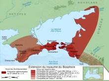 Το αρχαίο Βασίλειο του Κιμμερικού Βοσπόρου (Κριμαίας)