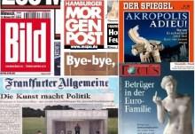 Γερμανία VS Ελλάδας: Ποιοι ασκούν τη πολιτική και οικονομική εξουσία στις δύο χώρες??? Ποιοι ελέγχουν και τα ΜΜΕ???