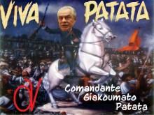 Έτοιμη για δράση η Επαναστατική Οργάνωση του Comandante Giakoumato Patata!!!