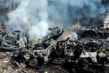 Πολύνεκρες βομβιστικές επιθέσεις στη Δαμασκό