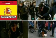 Παρακρατικές ομάδες παράκρουσης κατά διαδηλωτών και στην Ισπανία (ΒΙΝΤΕΟ) και σε όλη την Ευρώπη των τραπεζιτών.