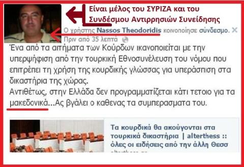 ΘΕΟΔΩΡΙΔΗΣ ΝΑΣΣΟΣ