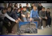 """Βίντεο Ισπανών καθηγητών και μαθητών: """"Ευχαριστούμε Ελλάδα για την κληρονομιά μας."""" GRACIAS GRECIA!!!"""