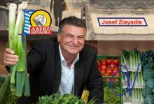 """Μεγαλομέτοχος στο κόμμα """"Λαϊκό Κίνημα"""" ο Josef Zisyadis"""