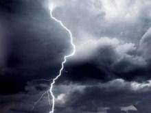 Καταιγίδα στη Χαλκιδική…..