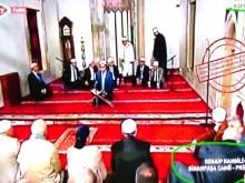 Η συμμορία του Παπανδρεου, ετοίμαζε την τουρκικη εισβολή στα Βαλκάνια: Η Δημόσια Τούρκικη Τηλεόραση μεταδίδει ζωντανά από Κόσσοβο την προσευχή στο τζαμί!!!